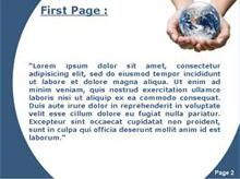 Earth in Hands Second PPT Background