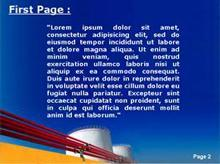 Petroleum Pipelines Second PPT Background