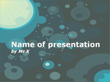 Bubble Bobble Powerpoint Template image