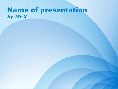 Rodeo Lines Powerpoint Template image