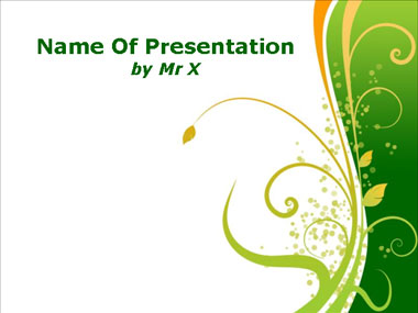 Coolmathgamesus  Inspiring Free Powerpoint Templates  High Quality With Lovable Green Floral Powerpoint Template Image With Amusing Creative Presentation Ideas Other Than Powerpoint Also Forklift Powerpoint Presentation In Addition Powerpoint Scorm And Microsoft Powerpoint Full Version As Well As Convert Powerpoint  To  Additionally Powerpoint Science Template From Powerpointstylescom With Coolmathgamesus  Lovable Free Powerpoint Templates  High Quality With Amusing Green Floral Powerpoint Template Image And Inspiring Creative Presentation Ideas Other Than Powerpoint Also Forklift Powerpoint Presentation In Addition Powerpoint Scorm From Powerpointstylescom