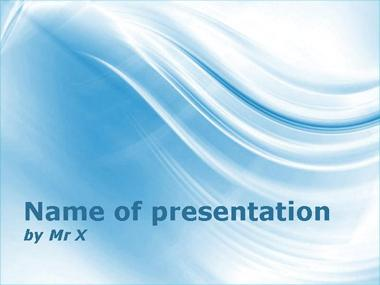 Swingy Powerpoint Template image