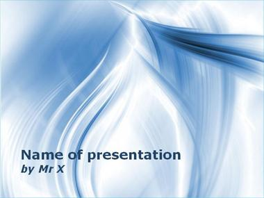 Foggy Powerpoint Template image