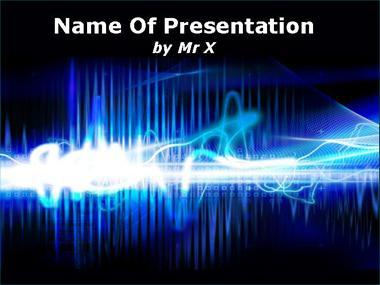 Electric Field Powerpoint Template image