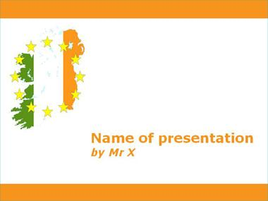 Ireland Powerpoint Presentation Template