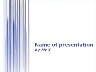 So Simple Powerpoint Presentation Template