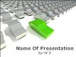 Ecological Green Car Powerpoint Template